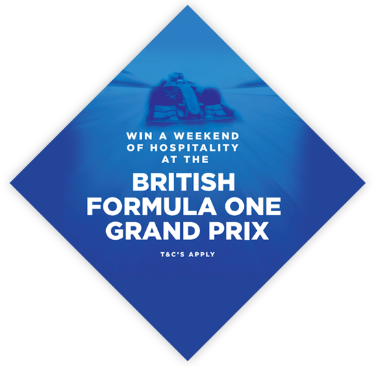 WIN tickets to the grand prix