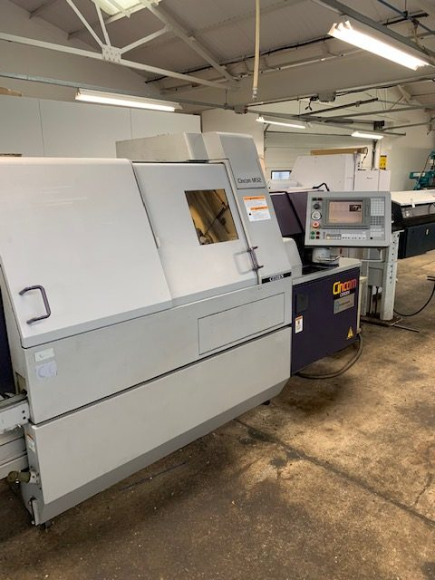 Preowned Citizen Cincom M332-III CNC Sliding Headstock Lathe